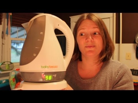 Water Kettle for Formula | The Diaper Dirt Channel