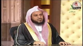حكم الوضوء لأداء الطواف ؟... // الشيخ عبدالعزيز الطريفي