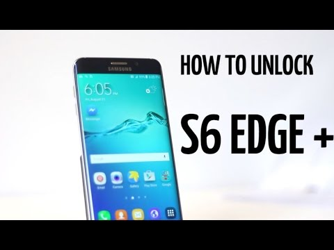 How To Unlock Galaxy S6 Edge Plus - At&t, T-mobile, Verizon ,Any GSM Carrier