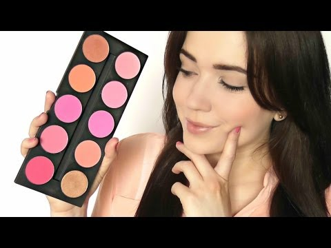 Video Of The Week: How to Pick And Wear Blush / How To Prevent Your Eyeliner from Smudging
