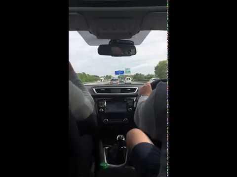 The Bennett Car Rave - France to UK