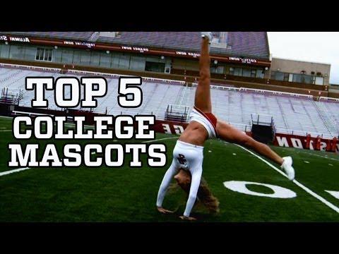 5 Most Popular College Mascots