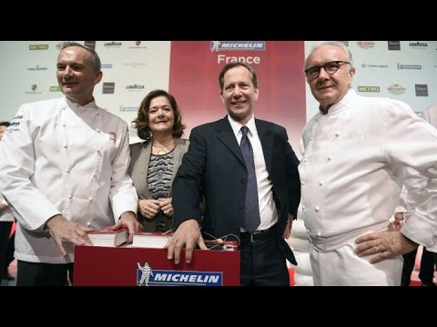 Michelin mania: Reaching for the stars