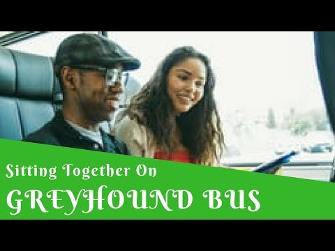 Can You SIT BY A FRIEND on Greyhound Bus?