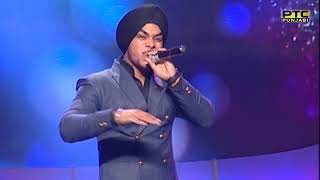 KUWAR VIRK singing DIAMOND | LIVE | Voice Of Punjab Season 7 | PTC Punjabi