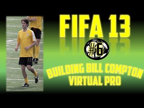 FIFA 13 Pro Clubs - Building Bill Compton - #6