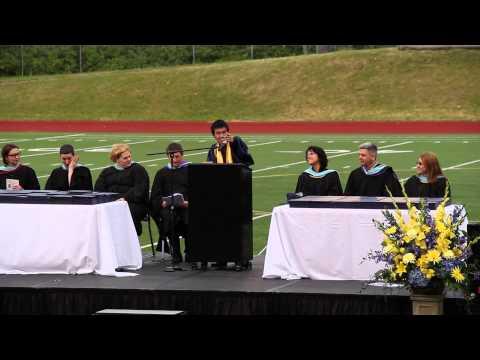Real world sucks, does not get any easier Hilarious Graduation Speech