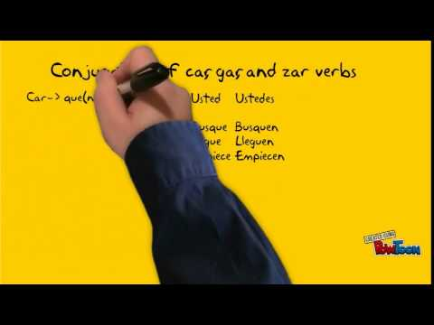 Spanish formal and informal commands