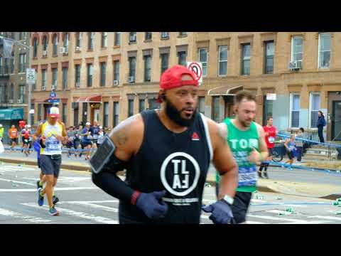 nyc marathon 2017 Brooklyn Bay Ridge