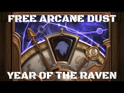 Hall of fame free dust!