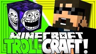 Minecraft: TROLL CRAFT |  OBSIDIAN TROLL!! [31]