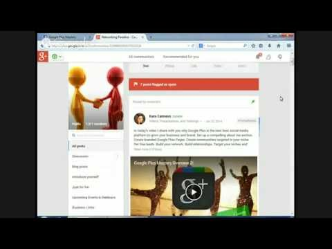 Google Plus Mastery Training | Free Leads and Traffic