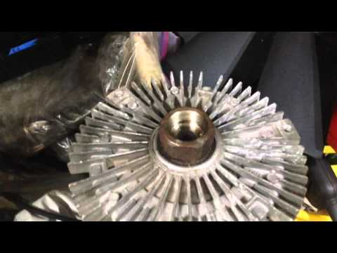 How To Diagnose BMW Bad Fan Clutch e34 e36 e38 e39 e46 e53