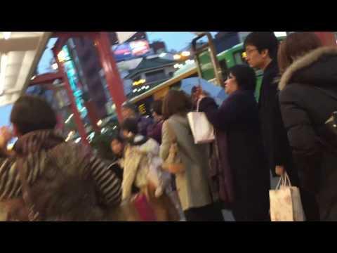 Directions from Asakusa-station to Sensoji (Asakusa Kannon Temple)