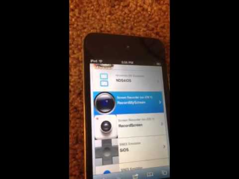 How to get a screen recorder for iOS 6.1.6 without jailbreaking