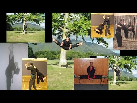 DEMO of Jumping Kick's POWER training with Anaerobic and Plyometric Exercises