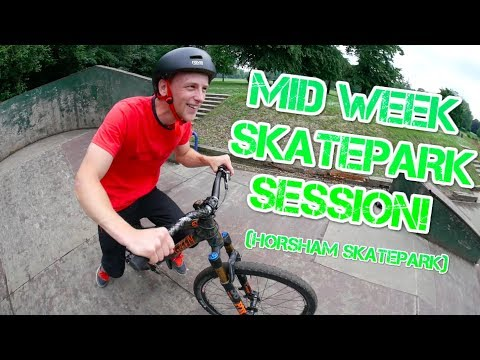MID WEEK SKATEPARK SESSION!