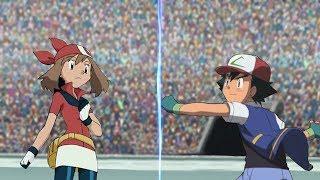 Pokemon Battle USUM: Ash Vs May (Pokémon Ash Companion)