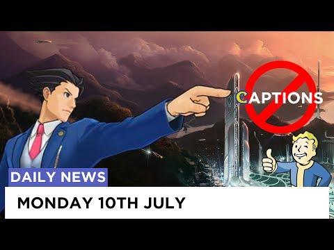 Capcom's Caption Concern | Daily News | screenPLAY