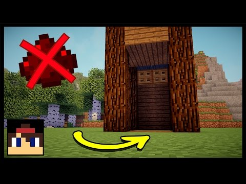✔ Minecraft: How To Make A Working Elevator Without Redstone | MCPE