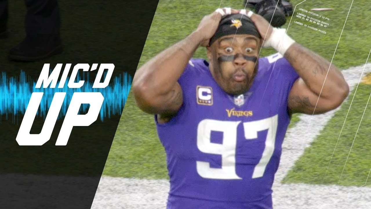 """Mic'd Up Saints vs. Vikings Divisional Round """"We Need a Minneapolis Miracle""""   NFL Sound FX"""
