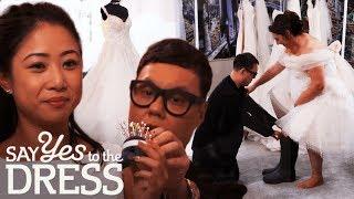Gok Wan's Best Bespoke Dresses   Say Yes To The Dress Lancashire