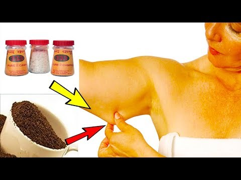 Doctors Are Amazed With This Wonderful Mixture, The Flaccidity In Your Arms Other Parts Of The Body