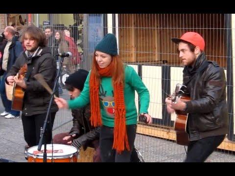 Shake Shake Go - TEACH ME TO FLY - Poppy Jones Music - Nottingham 17th Nov 2012.