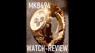 1dc182b2a1e Michael Kors Men s Watch MK8494 Review-U... 7 months ago