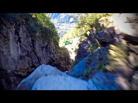 Sebastian Alvarez | Wingsuit Terrain Flight | The