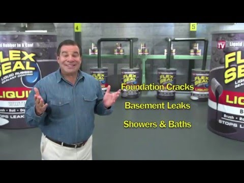 Flex Seal® Liquid Commercial with Airboat (Full) | Flex Seal®