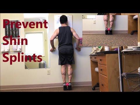 Shin Splints - How to Prevent
