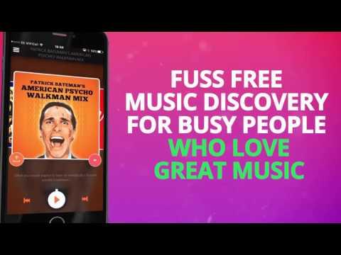 Playlist a Day | Awesome Playlist app