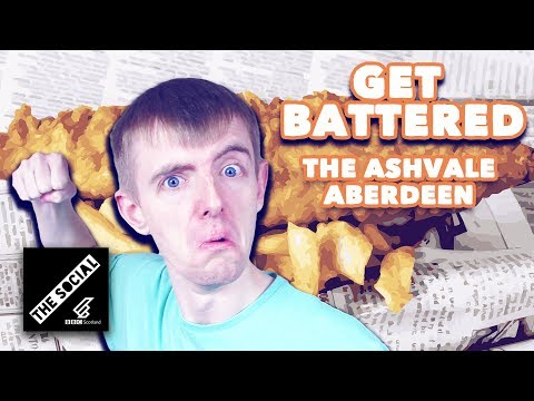 Dazza Goes From Boy To Man In Aberdeen | Get Battered