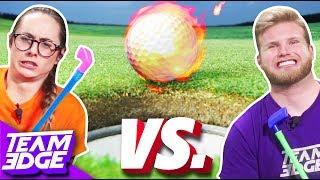 Speed Golf Challenge! | Golf It