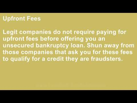 Companies That Provide Loans to People with Bad Credit