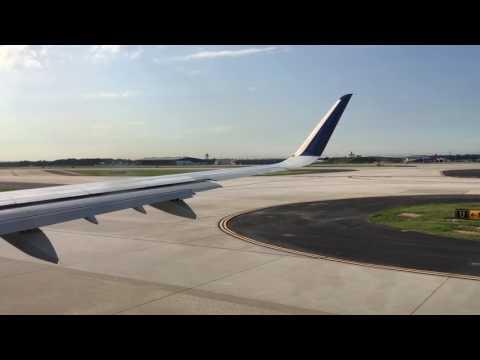 Delta Airlines A321 Full Flight Atlanta to Orlando