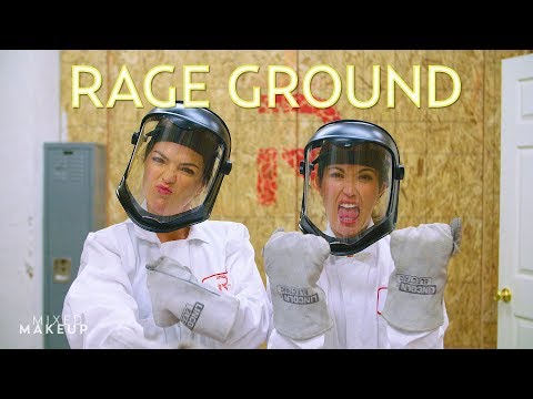 Best Therapy in Los Angeles: Break Stuff at a Rage Room! | The SASS with Susan and Sharzad