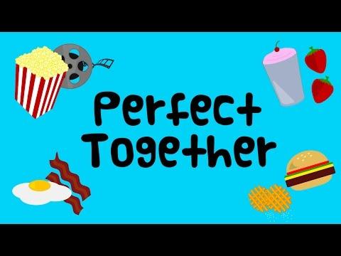 Rosanna Pansino - Perfect Together (Lyric Video)