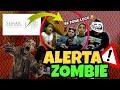 Download BROMA ALERTA ZOMBIE en TV a mis PRIMITOS MP3,3GP,MP4