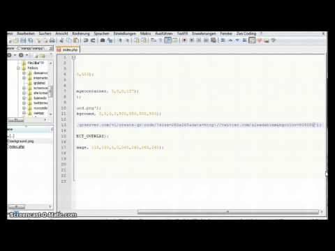 PHP Tutorial: Creating dynamic images using an API Part II