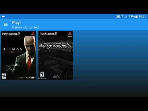 Samsung Galaxy S7 (Exynos) - Hitman: Blood Money - Play! PS2 Emulator - Test