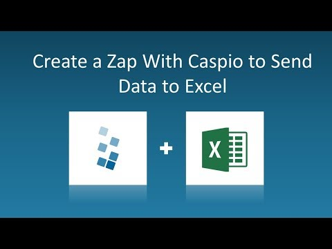 Learn How to Back Up Caspio Data to Excel Using Office 365
