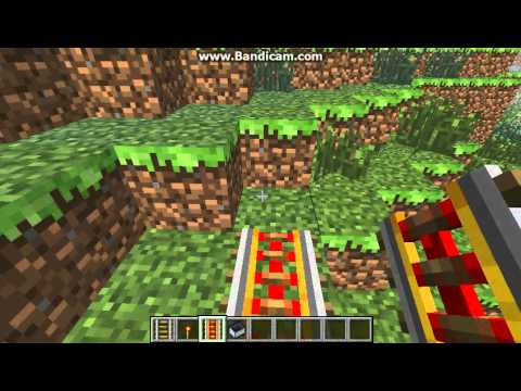 How To Make A MineCart Go Straight And UpHill