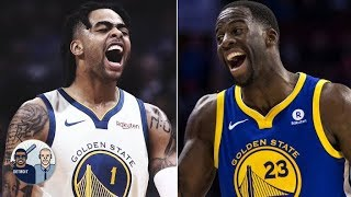 Warriors predictions: D'Angelo gets traded, Draymond gets paid | Jalen & Jacoby
