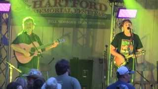 Jeff Austin and The Keels at The John Hartford Memorial Festival 2013 (Full Set)