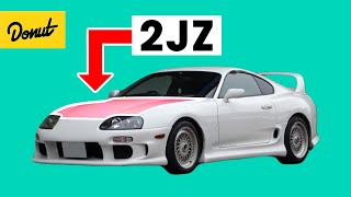 2JZ ENGINE - How it Works   SCIENCE GARAGE
