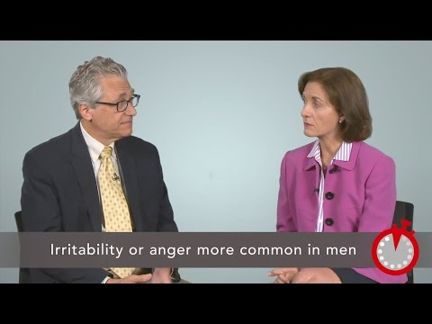Men and depression: Getting the right treatment
