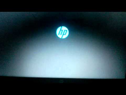 Windows 8 Format HP Laptop Using Recovery Media USB Flash Drive 8/10