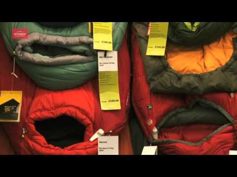 Help Me Choose...Sleeping Bag filling